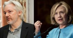 """""""There is no US election,"""" Assange tweeted. """"There is power consolidation. Rigged primary, rigged media and rigged 'pied piper' candidate drive consolidation."""""""