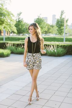 high waisted shorts | What to wear with high waisted shorts and ...