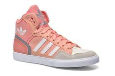 Baskets Extaball W Adidas Originals vue 3/4