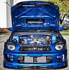 Subaru Impreza WRX  I like - http://extreme-modified.com/