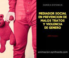 Curso Malos tratos y violencia de genero. #maltrato #violencia #cursos #formacion #educadores #integracion #trabajo #social