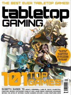 El Descanso del Escriba: Tabletop Gaming Magazine se presenta en el UK Game...