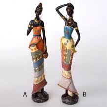 Resultado de imagen para africanas de ceramica