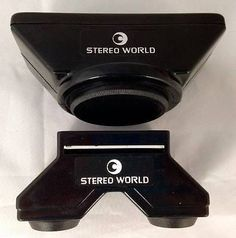 STEREO WORLD 3D Slide Viewer Stereo Adapter Set 49mm for 35 SLR 3d Foto, Selling On Ebay, Drip Coffee Maker, Vintage Photography, My Ebay, World, Fotografia, Photography, Vintage Style Photography