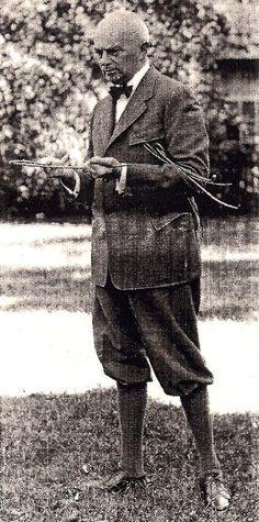 Aldeia Binabiburg O radiestesista Gustav Freiherr von Pohl