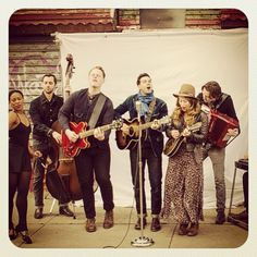 The Lone Bellow | best band ever! Get to see them again next week :)