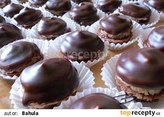 Košíčky Izidor - My site Oreo Cupcakes, Mini Cupcakes, Cake Cookies, Christmas Baking, Christmas Cookies, Ice Cream Candy, Desert Recipes, No Bake Cake, Nutella