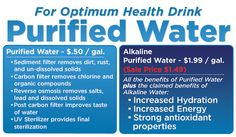 Find out more about the healthy benefits and versatile uses of Kangen Water® that make it a great option for supporting TRUE HEALTH at http://www.waterrunsdeep.com/