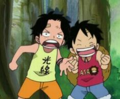 One Piece Funny Moments, Ace And Luffy, One Piece Ace, One Piece Images, Haikyuu Manga, Cute Icons, Anime Art, In This Moment, Disney Characters