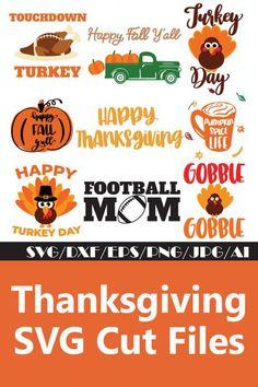 Shirts, signs, and decoration ideas are abundant in this Thanksgiving SVG Cut File Bundle. Halloween Quotes, Halloween Kids, Halloween Onesie, Monogram T Shirts, Vinyl Shirts, Cricut Vinyl, Svg Files For Cricut, Spirit Sticks, Cricut Tutorials