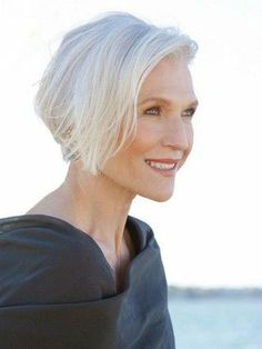 Makeup Tips for Women Over 50 This pretty lady sure does remind me of someone I know.