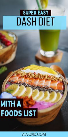 Dash Diet Meal Plan, Dash Diet Recipes, Diet Meal Plans, Dash Diet Food List, Dash Eating Plan, Diet Plans To Lose Weight Fast, Healthy Food To Lose Weight, Heart Healthy Diet, Healthy Eating