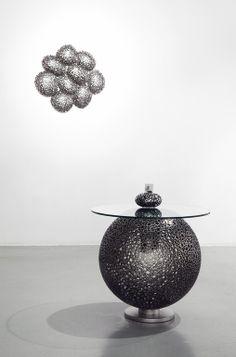 Saatchi Artist : Yongsun Jang Particles 2012