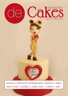de Cakes 05_feb 2015  Magazine gratuito sobre repostería creativa en versión digital.