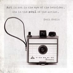 Vintage Camera Camera Art is the Soul by ShadetreePhotography