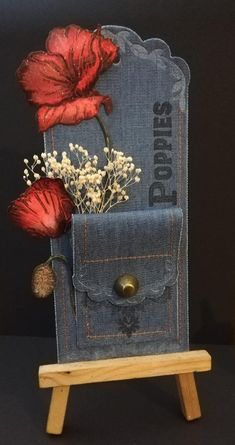 Created by Pamela Stewart using Sheena Douglass Perfect Partners Scalloped Tags die with Wild Poppies Stamps and Dies. Card Tags, Gift Tags, Sheena Douglass, Wild Poppies, Crafters Companion Cards, Poppy Cards, Bare Tree, Embossing Machine, Easel Cards