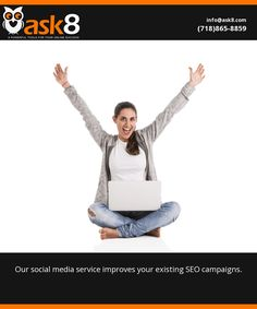 Browse this site https://ask8.com/ for more information on New York SEO Expert. You can hire professional New York SEO Expert on hourly, weekly and monthly basis and can also make payments on the same pattern such that you can save a lot on your time, money as well as resources and utilize the same for the other productive tasks of your business. To get all these services and their benefits, you can hire SEO expert services at very affordable prices so as to get your website become eligible
