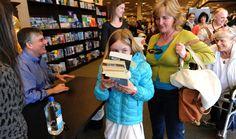 "Rick Riordan's series ""Percy Jackson and the Olympians"" has sold upwards of twenty million copies worldwide."