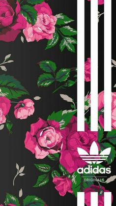 iPhone 8 Wallpaper Adidas with high-resolution pixel. You can use this wallpaper for your Windows and Mac OS computers as well as your Android and iPhone smartphones Tumblr Wallpaper, Nike Wallpaper, Screen Wallpaper, Cool Wallpaper, Pink Nation Wallpaper, Adidas Iphone Wallpaper, Hipster Wallpaper, Perfect Wallpaper, Wallpaper Ideas