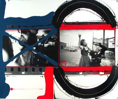 William Klein  1955 NY http://lens.blogs.nytimes.com/2013/03/15/william-kleins-paint-and-light-show/?_r=0