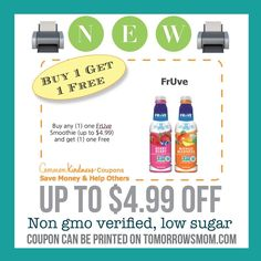 NEW COUPON If you find a deal tag me! Although I think publix ppl will Luck out on a deal GO to link in my bio @tomorrowsmom . . As always feel free DM me and 2 comment below . Or. . . Visit My Blog: TomorrowsMom.com |Organic & Natural Deals|Family Savings Deals| . TAG OR DM THIS DEAL 2 A FRIEND . . #frugal #savings #deals #cosmicmothers  #organic #fitmom #health101 #change #nongmo #organiclife #crunchymama #organicmom #gmofree #organiclifestyle #familysavings  #healthyhabits #lifechanging…