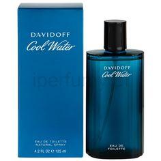 Davidoff Cool Water Man woda toaletowa dla mężczyzn | iperfumy.pl