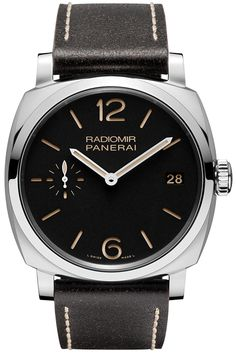 The Radiomir 1940 3 Days Now at Watches of Switzerland Australia, Official PANERAI Retailer. Fine Watches, Cool Watches, Watches For Men, Men's Watches, Wrist Watches, Sport Watches, Panerai Radiomir, Panerai Watches, Radios