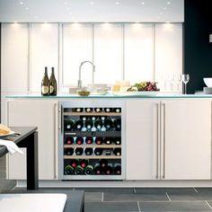 Liebherr Vinidor Under Worktop Wine Cooler #Wine #WineCellar #Liebherr