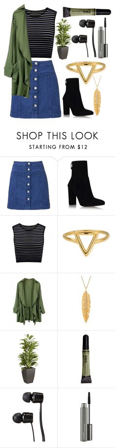 """#16"" by tonia21-1 ❤ liked on Polyvore featuring Witchery, Gianvito Rossi, Forever New, ChloBo, Anne Sisteron, Pier 1 Imports, Vans and MAC Cosmetics"