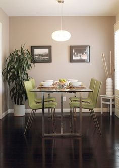 Possible dining room paint color: Sherwin Williams | Pinterest Most Wanted