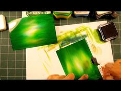 ▶ Stampscapes 101: Video 118. Glossy Photo Paper vs. Glossy Card Stock - YouTube