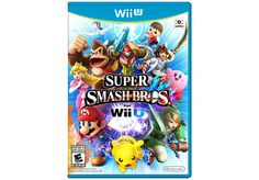 Think you know everything there is to about Super Smash Bros for Wii U? Think again. | #WiiU #Nintendo #gaming #geek #SuperSmashBros