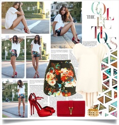 """""""Blogger Style 64"""" by saralemon on Polyvore"""