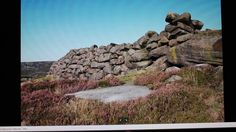 """""""Carl Wark"""" Northern UK. Are these an ancient superfortress, or just mes..."""