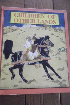 1933  BOOK CHILDREN OF OTHER LANDS WATTY PIPER HOLLING ILLUSTRATED PLATT MUNK