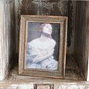 vintage style picture frame by discover attic. | notonthehighstreet.com