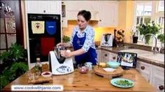 Thermomix - Chicken in Yogurt (Indian Recipe), Steamed Basmati Rice, via YouTube.