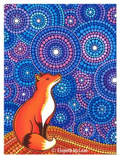 #fox #stars #elspethmclean