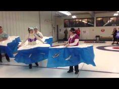 2013 Wawa Ladies Curling Bonspiel Parade