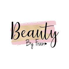 Business Logo, Pink And Gold, Logo Design, Logos, Beauty, Instagram, Logo, Legos