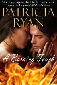 "Mansfield, New Jersey, is burning up building by building—each fire more devastating than the last—and it's Detective Jamie Keegan's job to bring the ""Firefly,"" as the arsonist has dubbed himself, to justice. He balks when his captain orders him to consult the beautiful and enigmatic India Cook, who claims to be a psychic, and who can't bear to be touched. Convinced she's a con artist, Jamie tries to deny the chemistry simmering between them. Orig. pub. date Jan. 1996"