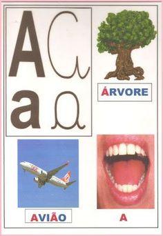 Blog da Professora Edilene: Alfabeto fonético com imagem