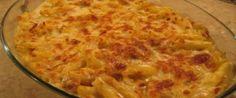 Copie a Macarrão de forno com molho de queijos! - Receitas Supreme