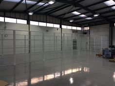 security enclosures fitted in a warehouse in Walthamstow. Cage, Warehouse, Home Decor, Decoration Home, Room Decor, Magazine, Home Interior Design, Barn, Storage