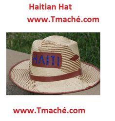 Haitian Hat  You can order it @ Tmache.com