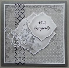 For more cards see www. Butterfly Cards, Penny Black, Sympathy Cards, Masculine Cards, Diy Cards, Homemade Cards, Different Colors, Cardmaking, Stampin Up