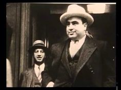 What did capone's infamy reveal about society