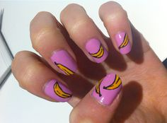 Warhol nails.