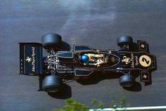 Ronnie Peterson, Monaco GP, 1973