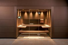 KLAFS Press release - Weightless sauna design – KLAFS Sauna Casena nominated for the German Design Award Press Releases and Press Informatio...